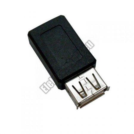 18026 USB A aljzat - mini 5 pólusú aljzat