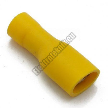 2343 csúszósaru aljzat 6,3mm