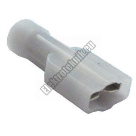 2368A csúszósaru aljzat 6,3mm