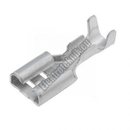 2395 csúszósaru aljzat 6,3mm