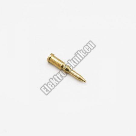 3205-PIN-12 Tartalék érintkező 3205 BNC dugóhoz