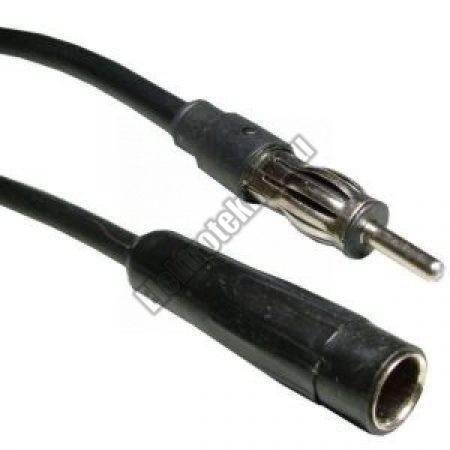4529-2.5m Autó antenna hosszabbító kábel 2,5 m
