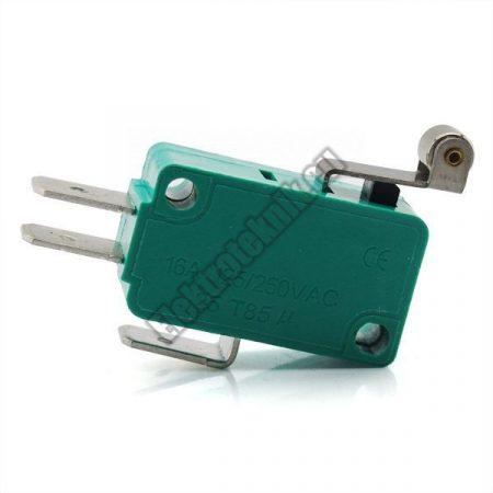 5561 1ák.3p.2áll.Mikro kapcsoló.250V/16A.