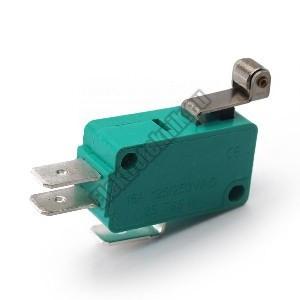5562 1ák.3p.2áll.Mikro kapcsoló.250V/10A.