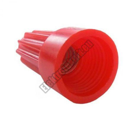 5891AF Kábel összekötő P75 piros