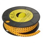 5893AK-8 Kábel jelölő 8-as 4-6mm2