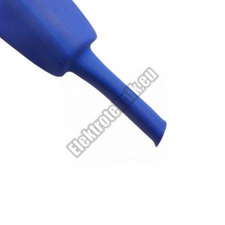 6115KK 15mm-es zsugorcső, kék