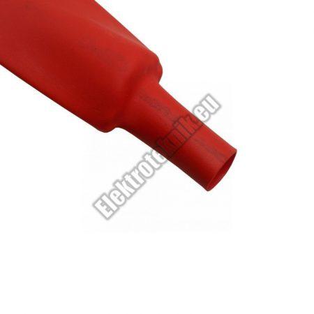 6120PS 20mm-es zsugorcső, piros
