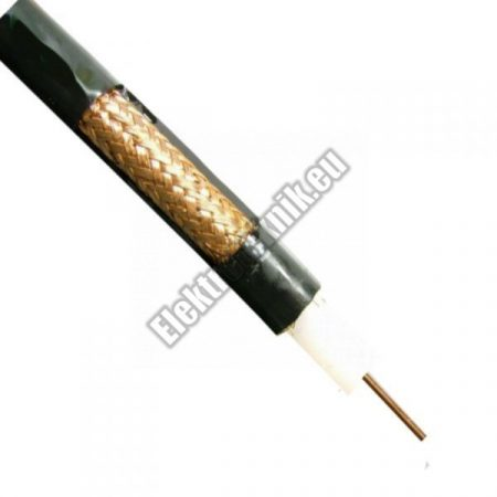 6535-100 koax kábel RG59 MIL-C17 (100m)