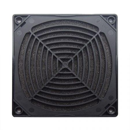 6824 Műanyag védőrács szűrővel 120x120mm