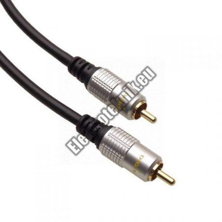 7565 koax video kábel 5m