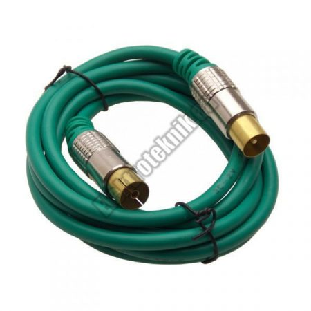 7643 RF kábel 1,5m (dugó-aljzat)