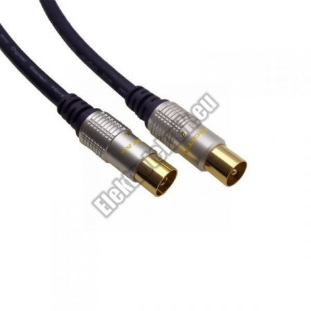 7644 RF kábel 3m (dugó-aljzat)