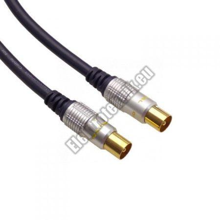 7645 RF kábel 1,5m (dugó-dugó)