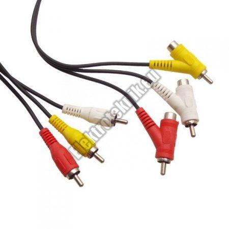 7649-5 RCA kábel 5m