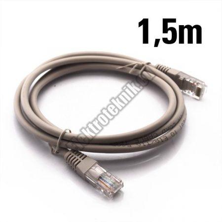 7719 CAT5e UTP kábel 1,5m.