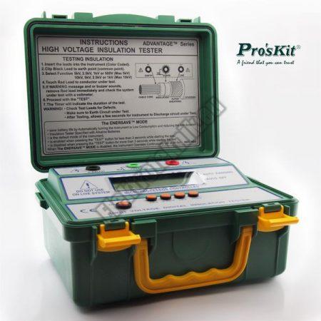 8PK-4103IN Szigetelési ellenállásmérő