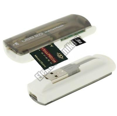 92051G USB kártyaolvasó (SD/MMC,/MS/TF)