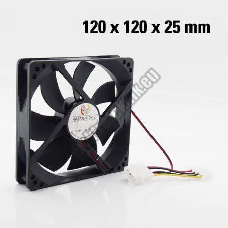 92136 Ventillátor 120x120x25mm