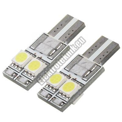 92267 Hideg fehér autós LED izzó pár (T10) (canbus)