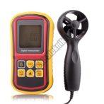 92312 Digitális szélsebesség mérő