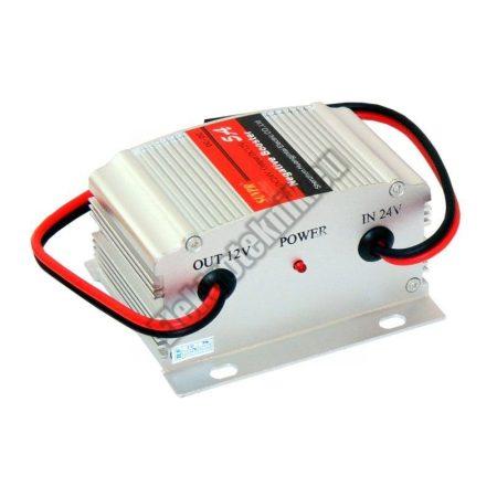 92450 DC24V->DC12V inverter adapter 60W