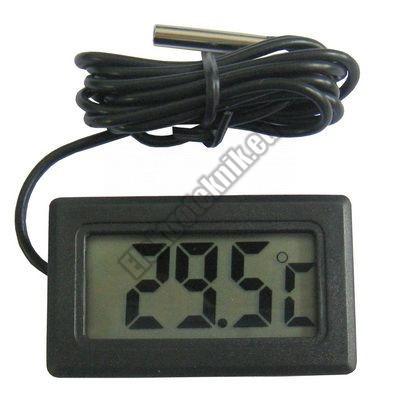 92690 LCD mini hőmérő