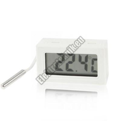 92692 LCD mini hőmérő
