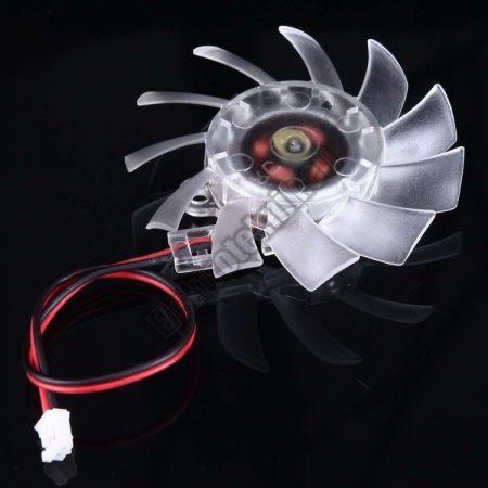 92786 VGA ventilátor 70x70x10mm
