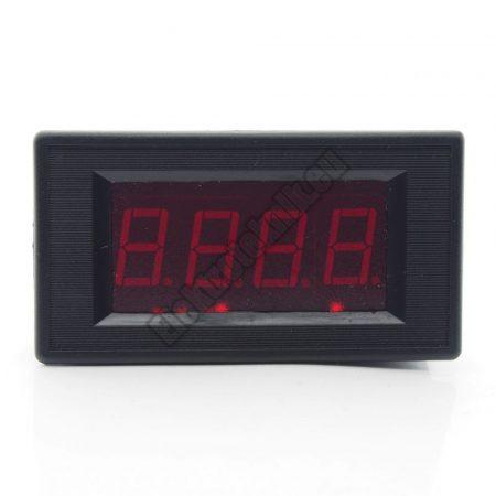 92812 Digitális DC feszültségmérő 0-30V