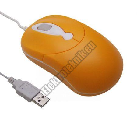 92833 Optikai egér narancssárga (1200dpi)