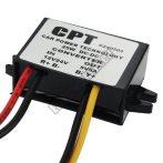 92911 DC12V/24V-ról 5V-ra Power Step Down konverter, 5A