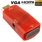 93119RD mini HDMI-VGA átalakító