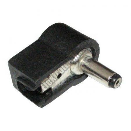B2012TW DC dugó 90°-os 3,8 x 1,0 x9,5mm.