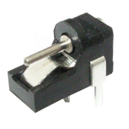 DC10-1.0 DC aljzat 1mm beépíthető.