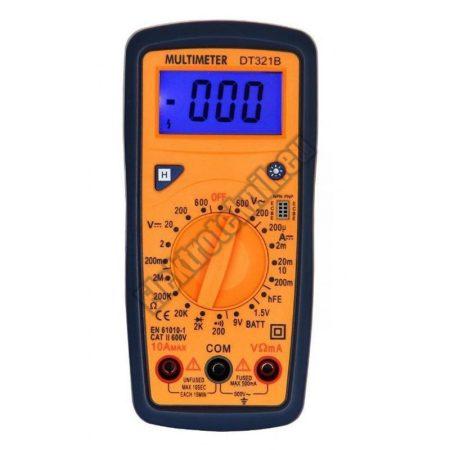 DT321B Digitális multiméter