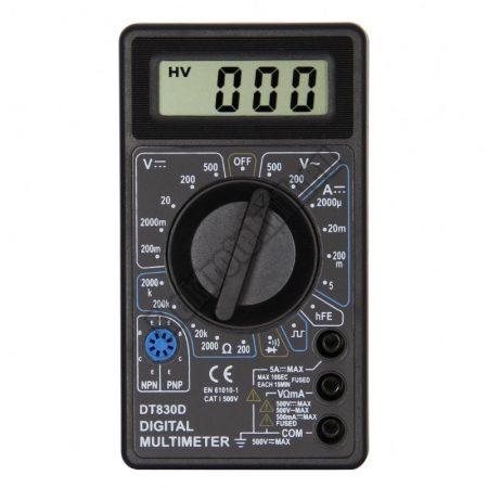 DT830D Digitális multiméter
