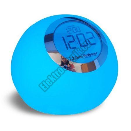 DX-3309 Digitális RGB LED asztali óra