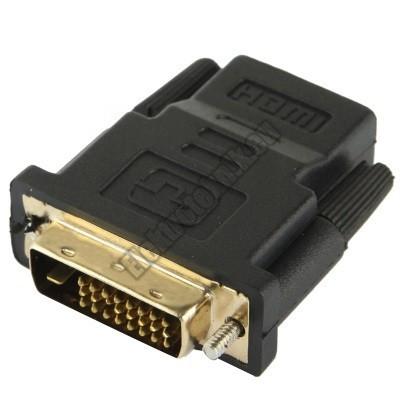 E013 HDMI - DVI-D Átalakító