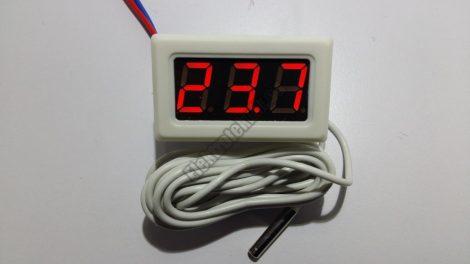 E092WH   Digitális  LED hőmérő  230V AC