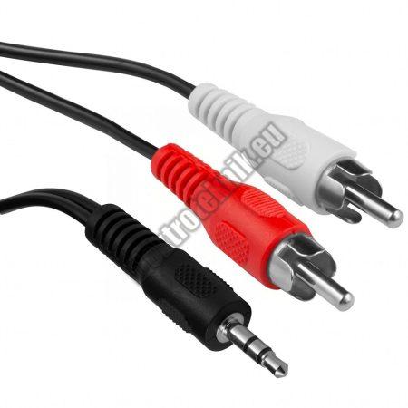 E133-1,5 Audio kábel 1,5m.