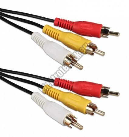 E135-1,5 RCA kábel 1,5m.