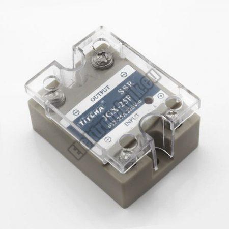 JGX-25F Szilárdtest relé (25 amp)