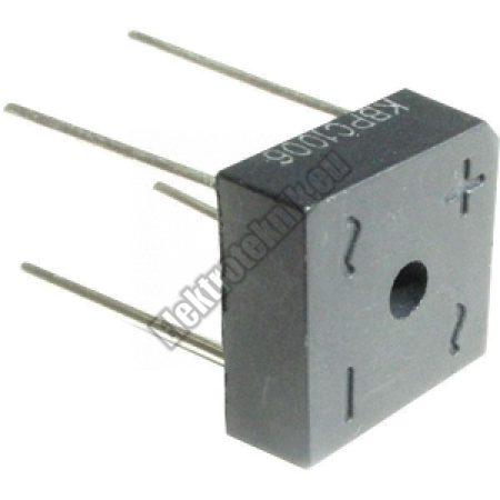 KBPC1006 Graetz dióda 10A/600V