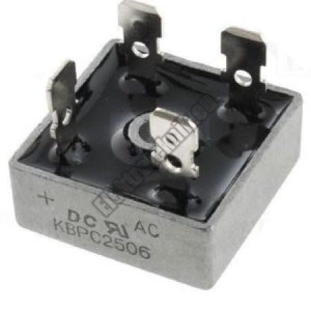 KBPC2506 Graetz dióda 25A/600V
