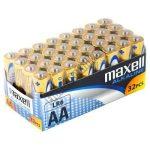 MAXEU-LR6-S32 Maxell Alkaline elem AA