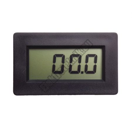 PM-438 DC feszültségmérő panelműszer