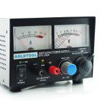SPS-250A Autós teszt tápegység 225W