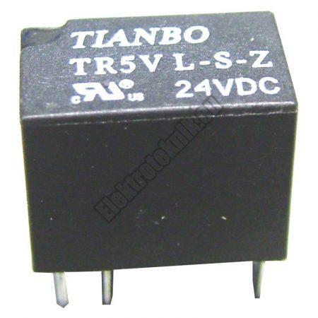 TRA5V-24 Relé.