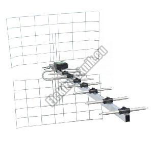 Y-10-S DVB-T (UHF) tetőantenna